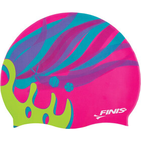 FINIS Mermaid Bonnet De Bain En Silicone Fille, crown